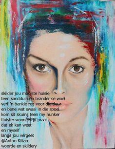 Afrikaans, Medium Art, Mixed Media Art, Blessings, Appreciation, Poems, Beer, Van, Root Beer