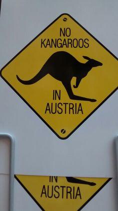 Austria..no Australia