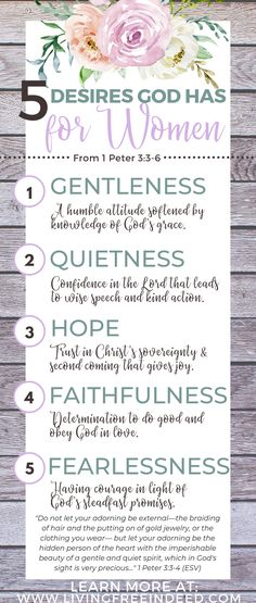 Picture of Biblical Womanhood 5 Qualities of A Godly Woman Christian Women, Christian Faith, Christian Quotes, Bible Scriptures, Bible Quotes, Motivational Quotes, Biblical Womanhood, Proverbs 31 Woman, Godly Woman