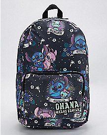 Stitch and Scrump Backpack - Lilo & Stitch Disney Magic, Disney Love, Disney Pixar, Disney Cartoons, Lilo Y Stitch, Disney Stitch, Lelo And Stich, Stitch Backpack, Stitch Pictures