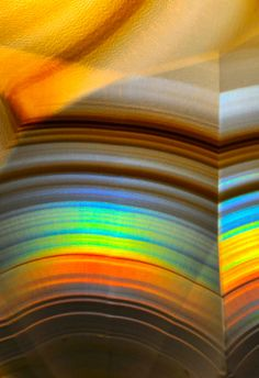 The iris effect is not visible to the naked eye under ordinary conditions, and the agate must be cut into very thin slices and viewed in front of a light source at the correct angle to see the fire within