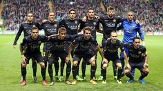 Celtic FC -FC Barcelona (0-1) Fc Barcelona, Celtic Fc