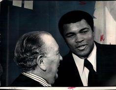 "chicago sun times photo archives | 1963-78 circa Muhammad Ali ""The Chicago Sun Times Archives"" Original ..."