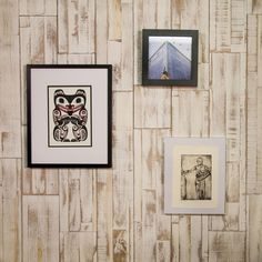 Rustic white wood wall paneling made from reclaimed wood that is sustainable too Timber Walls, Timber Panelling, Wood Paneling, White Wood Wall Panels, Wood Panel Walls, Stick On Wood Wall, Peel And Stick Wood, Plasterboard Wall, Bright Walls