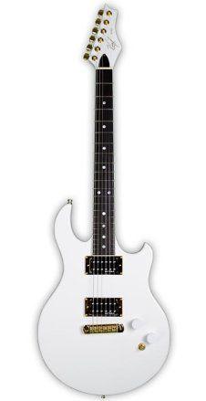 "Virgil Guitars KT-X Series ""El Blanco"" 2014 White"