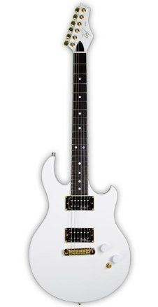 "Virgil Guitars KT-X Series ""El Blanco"" 2014 White"