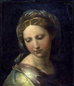 Raffaello Sanzio 1483-1520 | Italian High Renaissance painter