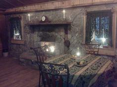 The cabin...Fall...2013