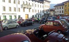 Segnatevi questa data: 4 agosto 2013. Segnatevi questo luogo: Tolmezzo. Fiat 500 alla conquista del Friuli è pronto a ripartire! Presto tutti gli aggiornamenti sulla nuova tappa, che ci permetterà di conoscere meglio le montagne friulane…rimanete collegati!