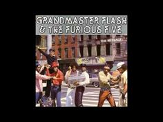 Grandmaster Flash & The Furious Five - The Message (HQ)