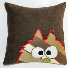 Cat cushion #noseyparker
