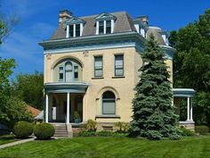 """1890 – 1806 Madison Rd, Cincinnati, OH """"Architect designed 1890′s Masterpiece. Original woodwork, fireplaces, stained glass. Upd..."""