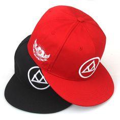 Triangle Snapback Men Women Bboy Hats Adjustable Korean Fashion Cap Style S-065  #Triangle #NewTriangleSnapback
