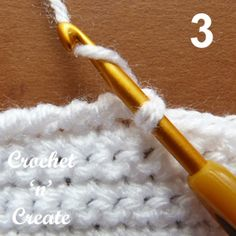 Crochet crab stitch pictorial - I am sure many of you will have noticed that one of my favorite stitches for edging in my designs is . Knitting Patterns Free, Free Pattern, Crochet Patterns, Crochet Ideas, Crab Stitch, Easy Stitch, Crochet Lace, Crochet Stitches, Free Crochet