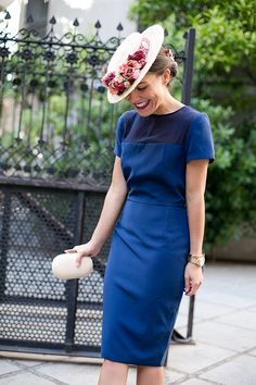 Time for Fashion » Wedding Guest Style: Hats & Headdresses