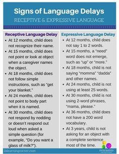 Late Bloomer or Language Delay? Common Delays in Your Child's Language Development | ilslearningcorner.com