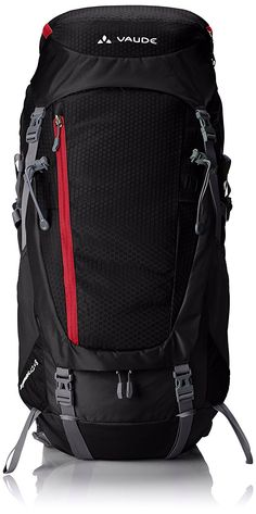 Vaude Asymmetric 42 8-Liter Backpack *** Trust me, this is great! Click the image. : Hiking backpack
