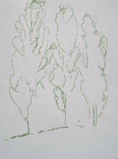 Drawing by Angela Cockman