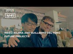 Hideo Kojima and Guillermo del Toro Talk Future Projects - Zedos Gang
