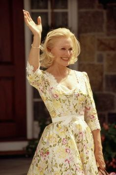 this dress from stepford wives is so pretty. I could definitely do more house work if i had this.