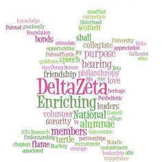 Delta Zeta is Enriching!