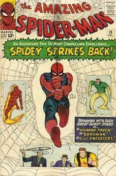 Amazing Spiderman #19 Diciembre 1964
