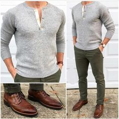 How to wear green pants casual boots ideas Outfit Hombre Casual, Casual Outfits, Men Casual, Casual Styles, Men's Outfits, Business Casual Men, Comfy Casual, Casual Boots, Smart Casual