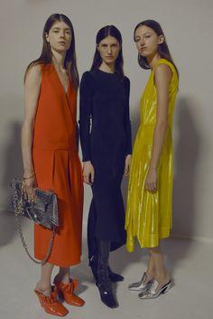 Mulberry SS17 LFW Womenswear Dazed