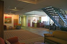 Commercial Office Lobby