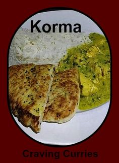 We like to cook our own dishes and we love Korma! Korma, Indian Curry, Curries, Cravings, Dishes, Cooking, Ethnic Recipes, Food, Ethnic Food