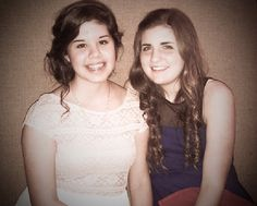 This pic is one of my faves. It's my friends heading to winter formal earlier this year. @Kaitlin DeBruno @Allison Vine