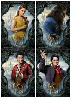 Beauty and the Beast. Wow!