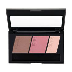 The 5 Best Face Palettes for an Easy Summer Glow - Maybelline Face Studio Master Contour Kit from InStyle.com
