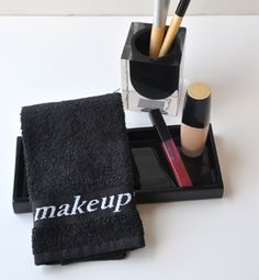 Don't Let Your Makeup Ruin Your Trip Visiting Your Friends! The perfect Valentines Gifts is the  Makeup Washcloths.