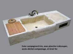 1000 images about cuisine on pinterest sinks travertine tile and beams. Black Bedroom Furniture Sets. Home Design Ideas
