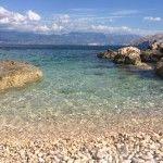A small paradise in Croatia: Baska, Krk Island