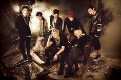 K-POP: Block B - Blockbuster (Photoshoot)