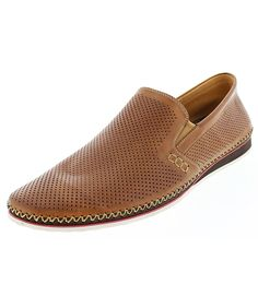 Merz Leather Slip-On