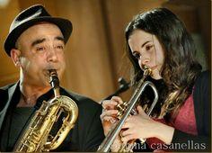 Joan Chamorro & Andrea Motis