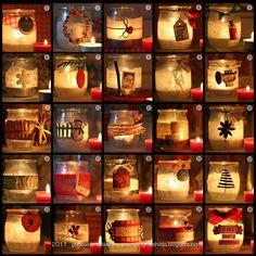 StampingMathilda: December Tealight - 25