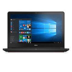 Dell Inspiron i7559-7512GRY 15.6 Inch UHD Touchscreen Laptop (Intel Core i7 2.6 GHz 6th Generation Processor, 1 TB HDD, 16 GB RAM, 128 GB SSD, NVIDIA GeForce GTX 960M, Windows 10)