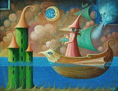 Woodman+and+sunken+Castle+III+by+FrodoK.deviantart.com+on+@deviantART