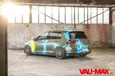 Der lässige Langstreckenbomber: VW Golf 7 GTD by Sidney Industries