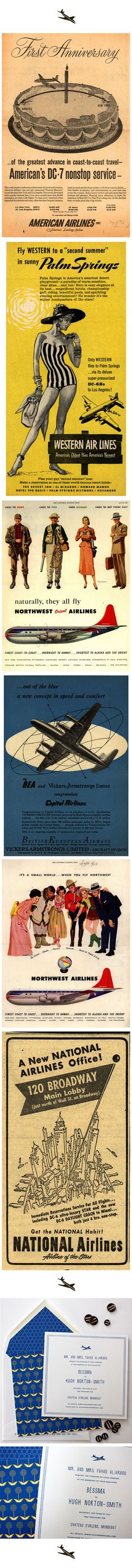 aviation inspiration by mr boddington's studio