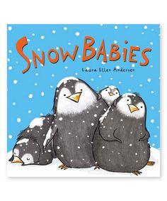 Look at this #zulilyfind! Snow Babies Board Book #zulilyfinds