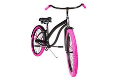 i want a bike...with a bell..and a basket(with a puppy in it)...oh and lights on the wheels! is that too much to ask?