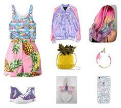 """Разные принты"" by elleaddams on Polyvore featuring мода и Dolce&Gabbana"
