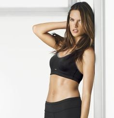 I'm learning all about Knockout Sport Bra by Victoria's Secret at @Influenster!