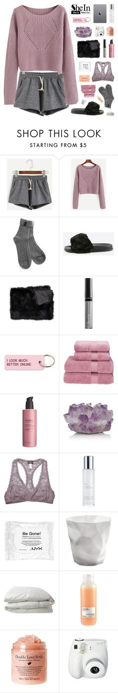 """""""SheIn"""" by novalikarida ❤ liked on Polyvore featuring L.A.M.B., Butter London, Various Projects, Christy, Ahava, McCoy Design, Cosabella, Kerstin Florian, Nimbus and Davines"""