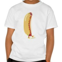 Happy Hot Dog T-shirts.